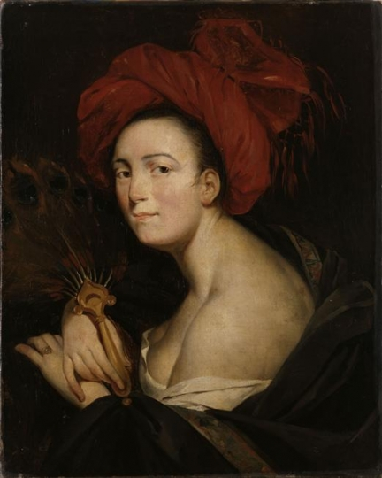 eugene-deveria-1805-1865-la-femme-au-turban-dite-la-sultane-musee-magnin-dijon1