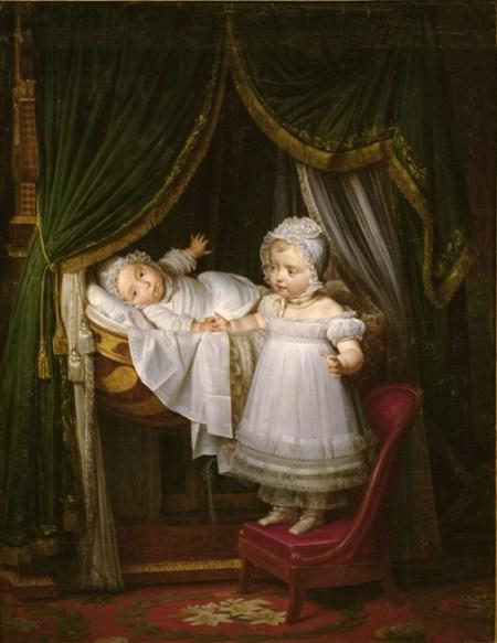 hersent-henri-charles-ferdinand-marie-dieudonne-d_artois-duc-de-bordeaux-et-sa-soeur-louise-marie-therese-d_artois-vers-1821-musee-national-chateau-de-versailles