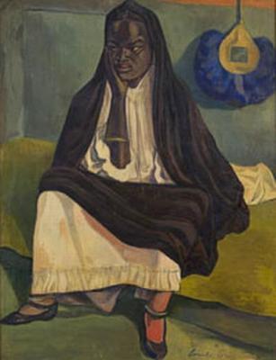 bernard-emile-portrait-of-a-woman