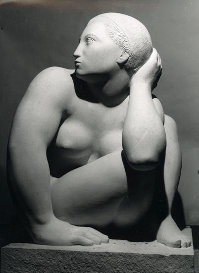 René Letourneur 1898-1990, L'Aube, musée de l'Ile de France Sceaux